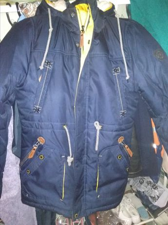 Куртка мужская почти новая