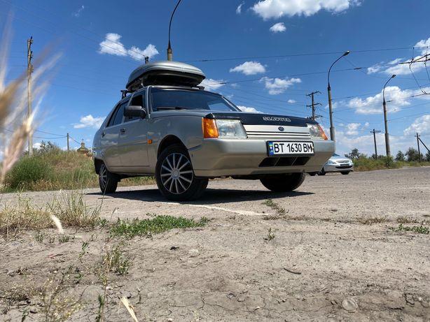 Славута 1103, 2006 год,  газ/бензин