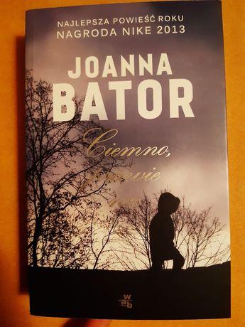 Joanna Bator. Ciemno, prawie noc. NOWA