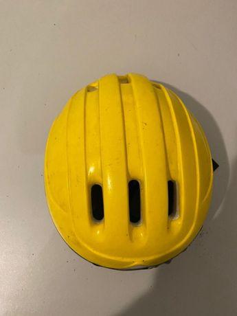 Kask Sprint żółty