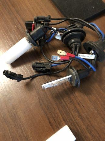 Продам лампы ксенон Н 7 4300к.