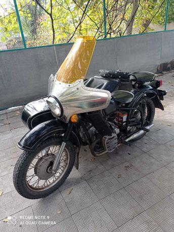 """Мотоцикл К-750.  """"касик"""""""