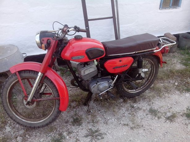 Мотоцыкол Минск 125
