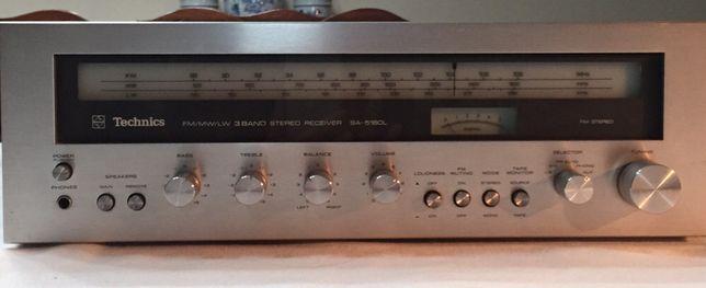 Amplificador Technics