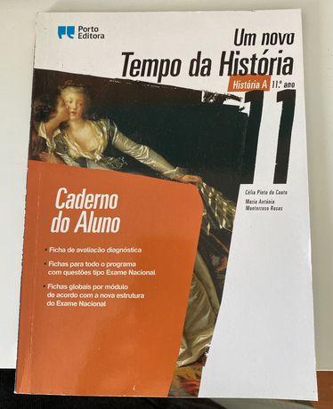 Um novo Tempo da História - Caderno do Aluno 11 ano