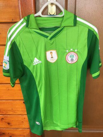 Koszulka sportowa Nigeria rozmiar M stan dobry.