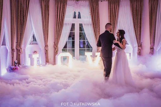 Taniec w chmurach, dekoracja światłem, fotolustro - oprawa imprez!!!