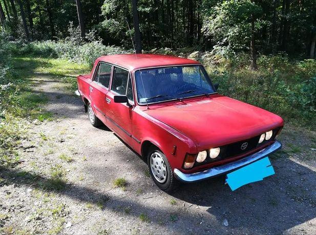 FSO  Fiat 125p sprzedam