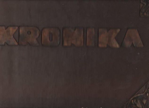 Kronika - księga pamiątkowa