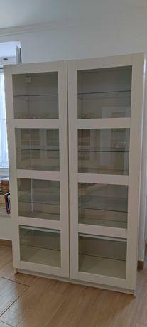 Movel estante IKEA branco