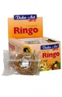 Dako-Art DAKO-ART Ringo - owocowy przysmak dla gryzoni 60g - Sanok