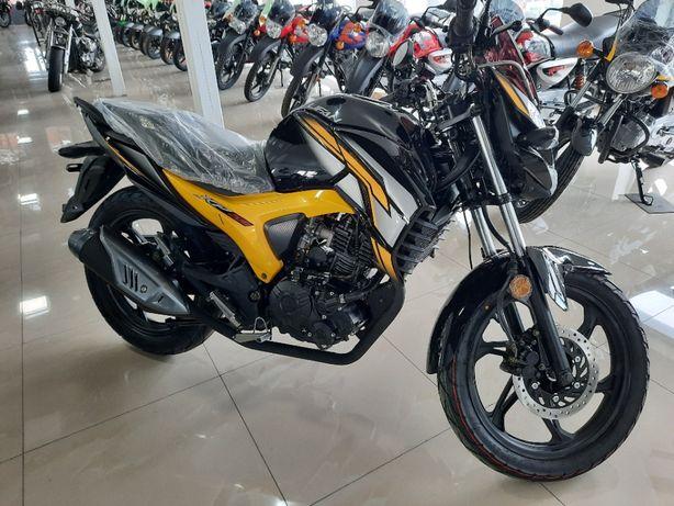 Мотоцикл Lifan KP200 (Irokez 200) 2021року