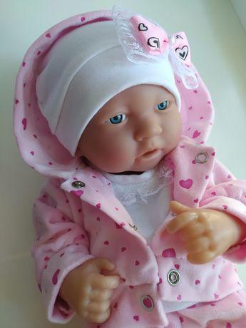 Пупс Реборн новорожденный в одежде