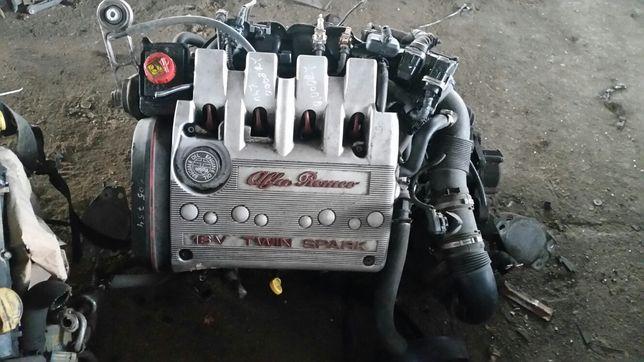 Silnik Alfa 147 1.6 twinspark