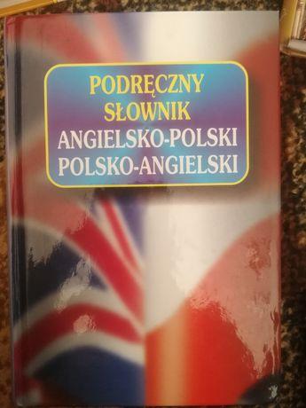 Sprzedam podręczny słownik angielsko- polski