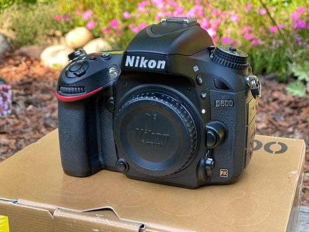 Nikon D600 body idealny egzemplarz bez wady migawki! Kalibrowany!