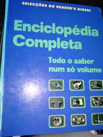 Enciclopédia completa ilustrada em ótimo estado.