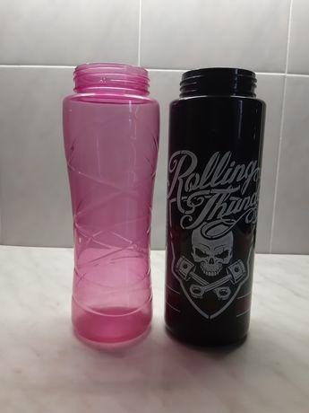Бутылка для воды (комплект) поилка емкость