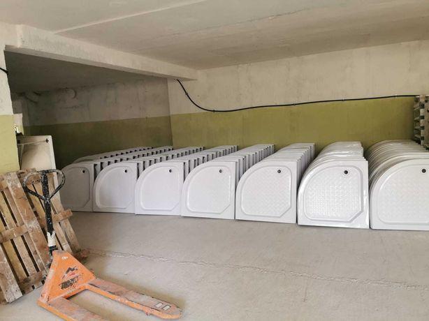 виробництво душових піддонів та ванн