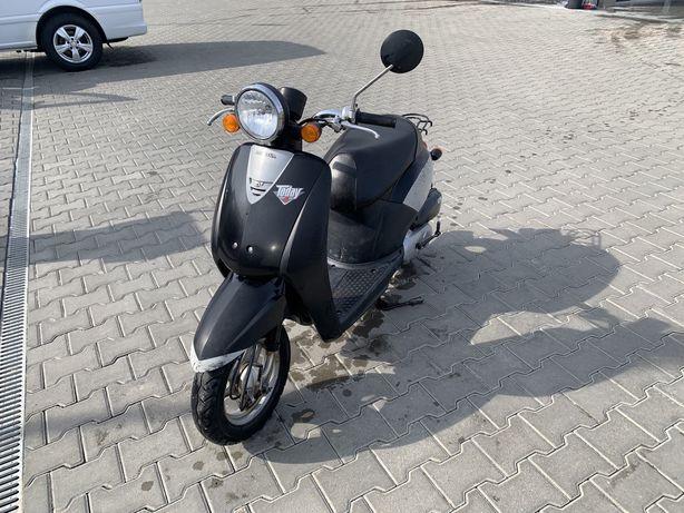 оренда скутера 600грн/тиждень прокат HONDA YAMAHA SUZUKI