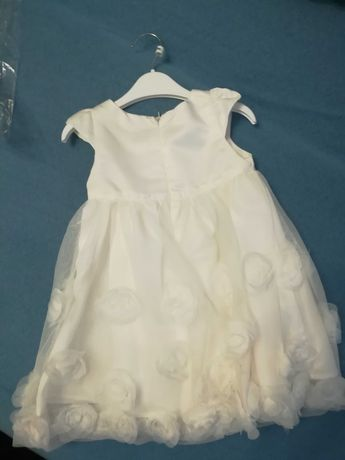 Sukienka r. 86 do chrztu