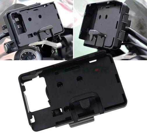 Bmw gs suporte para telemóvel/ encaixa no suporte garmin original