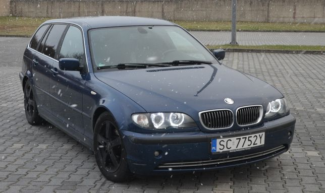 BMW E46 touring M pakiet