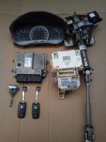 Suzuki Swift 1.3 DDiS imobilizador