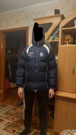 Куртка зимняя на парня S-ка
