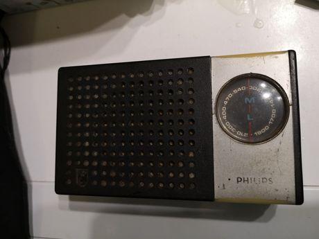 Stare radio Philips 90RL020 rok 1973