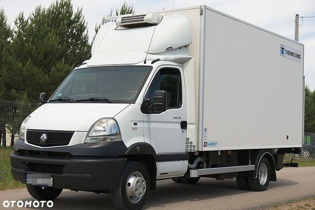 Renault MASCOTT=CHŁODNIA+WINDA=4.50M=9EP  100% oRyGiNaŁ / DMC 3.5T / Winda 1000 KG / SALON PL / WZOROWY