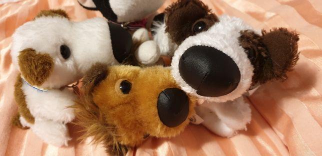 The Dog - seria firmowych piesków świetna jakość Piesek Pies komplet 5