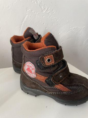Демтсезонные/осенние ботинки 22 размер