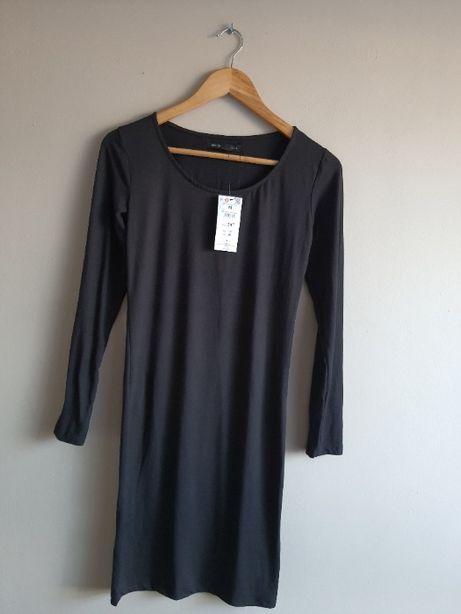 Czarna sukienka House - nowa z metką