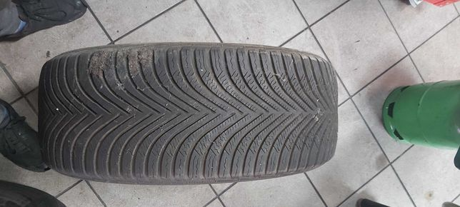 Michelin alpin 5  225/50/17 2 szt 6mm 2014