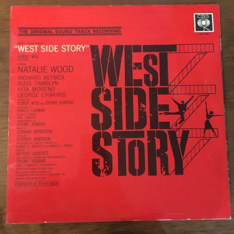 Vinil West Side Story - Original Sound Track - uk