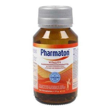 Вітаміни Pharmaton VITALITY