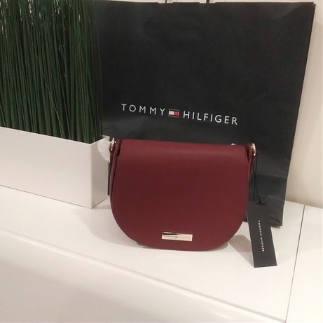 Tommy Hilfiger nowa oryginalna torebka listonoszka okazja pół ceny