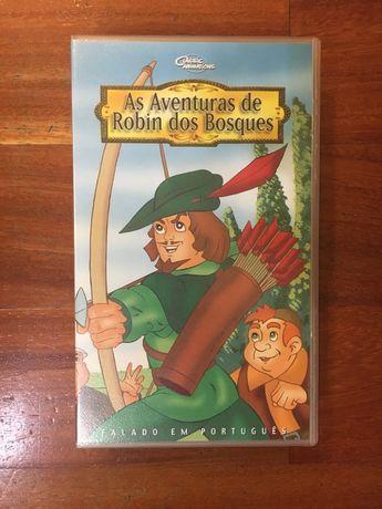 As Aventuras de Robin dos Bosques