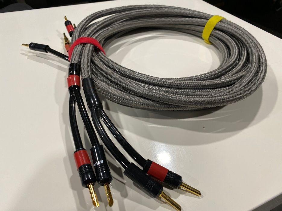 Акустический кабель Atlas Ascent 3.5 MK II 2х4m