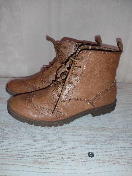 Деми ботинки Alive 35 р-р 22 см