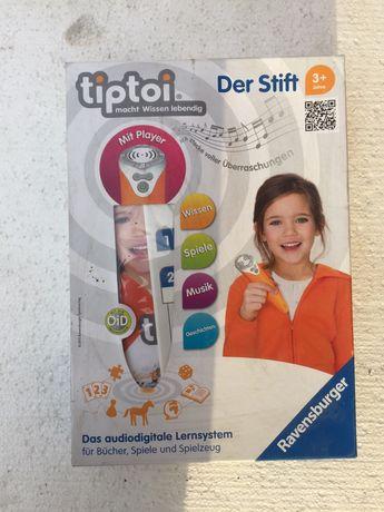 Интерактивная ручка TipToi (немацкий язык)