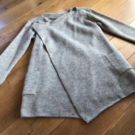 Kardigan narzuta M zima sweter