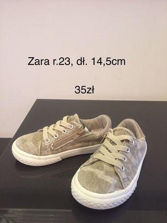 Trampki Zara r.23