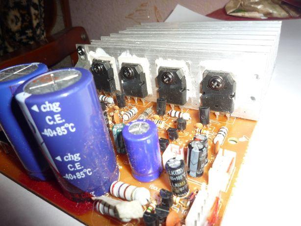 Усилитель мощности 120 Вт A1695 + C4468