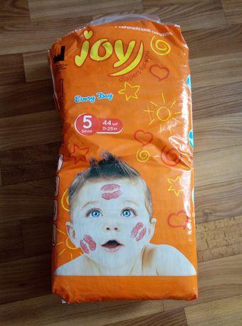 Подгузники Joy 5, 11-25 кг