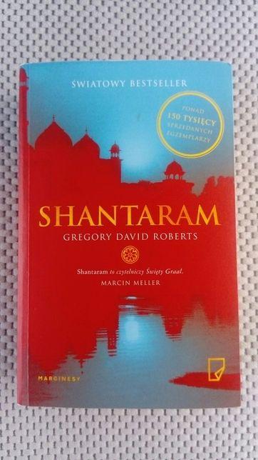 Shantaram, G. D. Roberts Bestseller, kryminał, romans, przygoda.