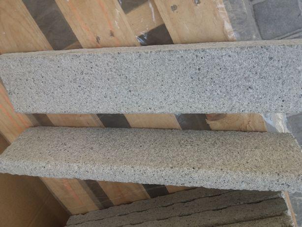 12 mts rodapé em pedra reconstruida