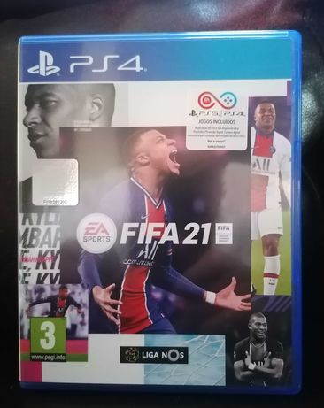 FIFA 21 PS4/PS5 Semi-Novo