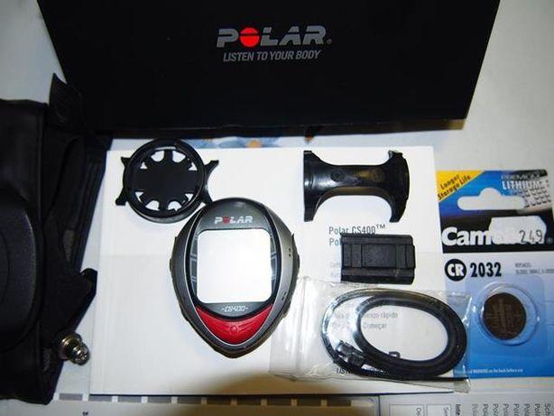 Pulsometr Polar CS400 prezent